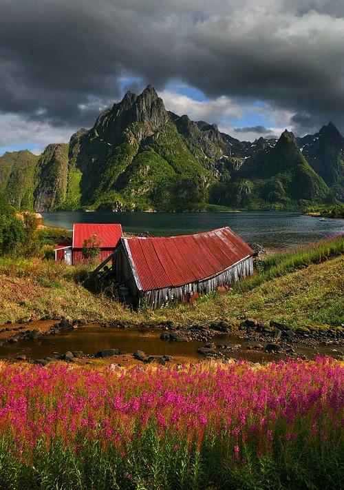 Svolvaer,Norway