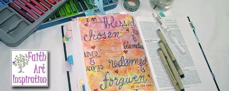 Faith Art Inspiration
