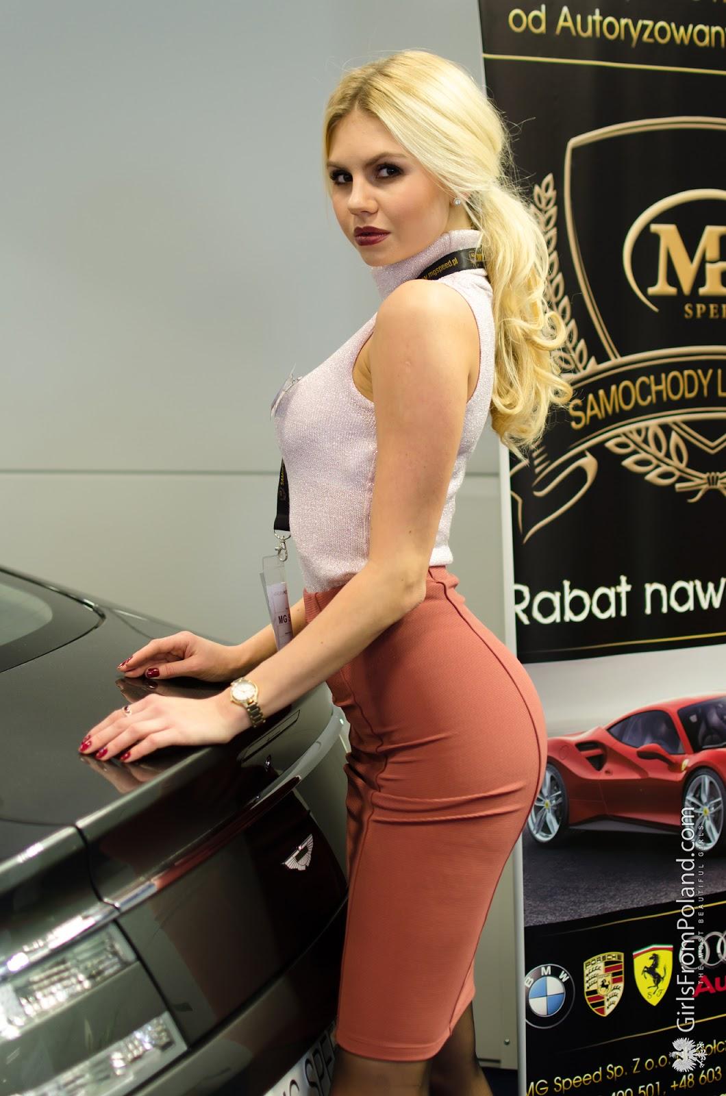 Warsaw Motoshow 2015 MG Speed  Zdjęcie 58
