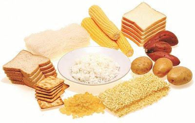 makanan  berkarbohidrat kompleks