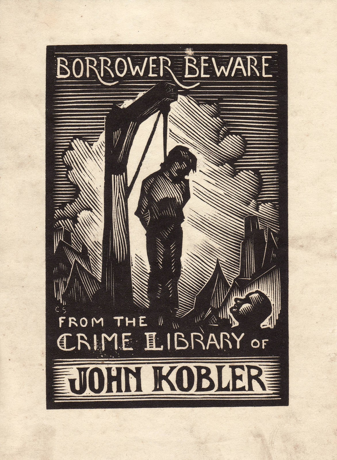 Confessions Of A Bookplate Junkie This Week In Bookplates 11182012