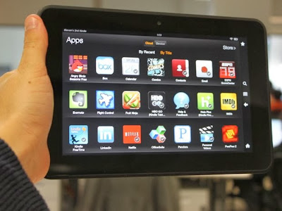 07. Kindle Fire