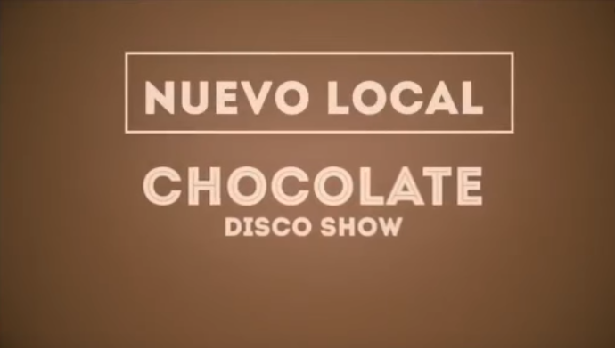 Chocolate Disco Show