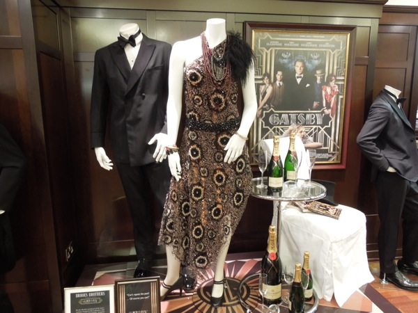 Great Gatsby movie costumes