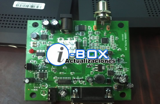 Actualización Dongle Ibox Original Azplus - 12 Junio 2013