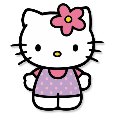 Ridiculous image in hello kitty printable