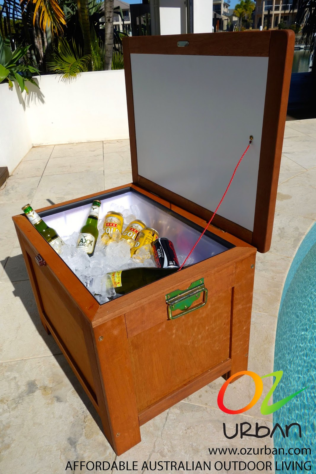 Where To Buy Your Outdoor Timber Esky Cooler Box Ozurban