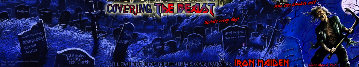 Iron Maiden Cover and Tribute Blog