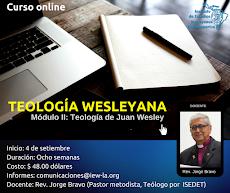 Curso Virtual de Teología Wesleyana