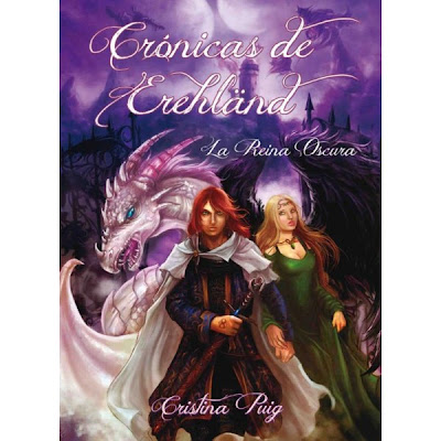 novela Crónicas de Erehländ escritora Cristina Puig