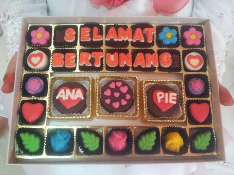 coklat homemade, coklat sedap, blog jual coklat, coklat cikna, coklat sedap dan comel, coklat oreo sedap,