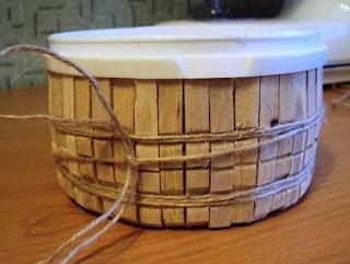 Cómo hacer una bonita canasta para huevos de pascua DIY