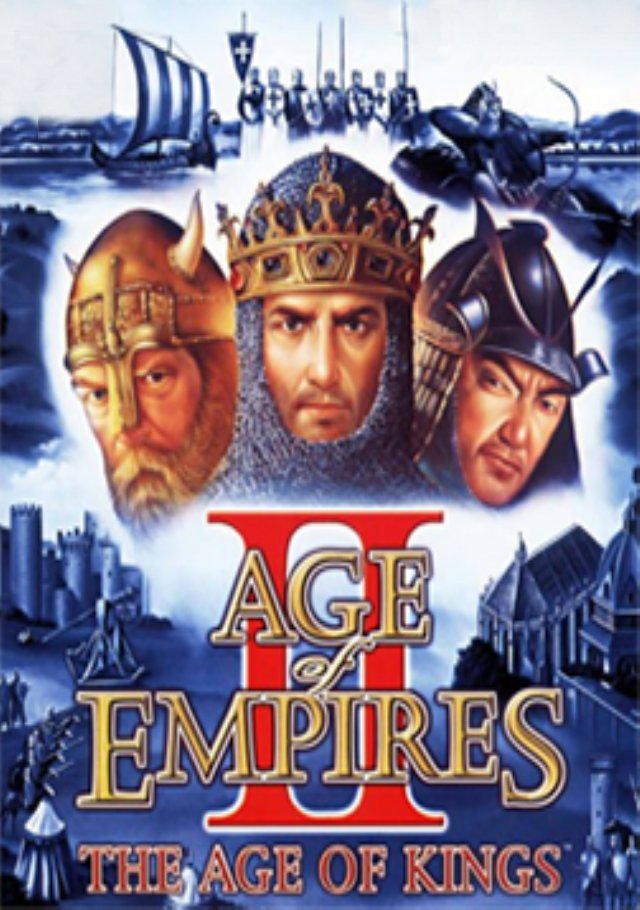 Age Of Empires 2 - The Age Of Kings Game Poster | Age Of Empires 2 - The Age Of Kings Game Cover