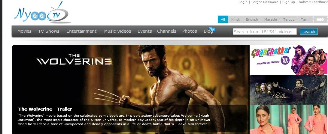 Best 5 Free Movie Streaming Site to Watch Movies Online for Free