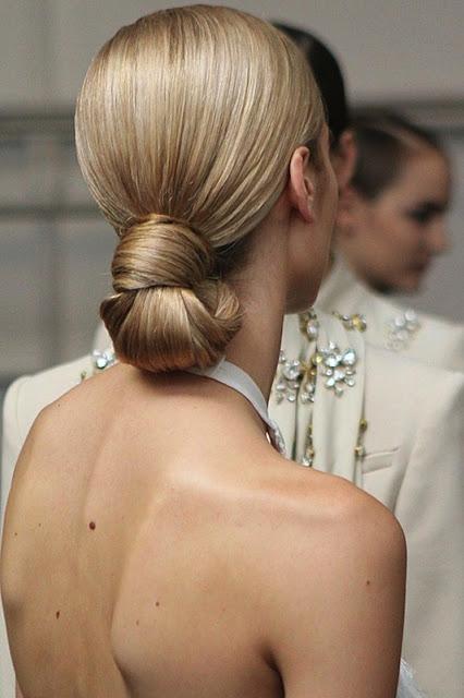 Peinado invitada de novia