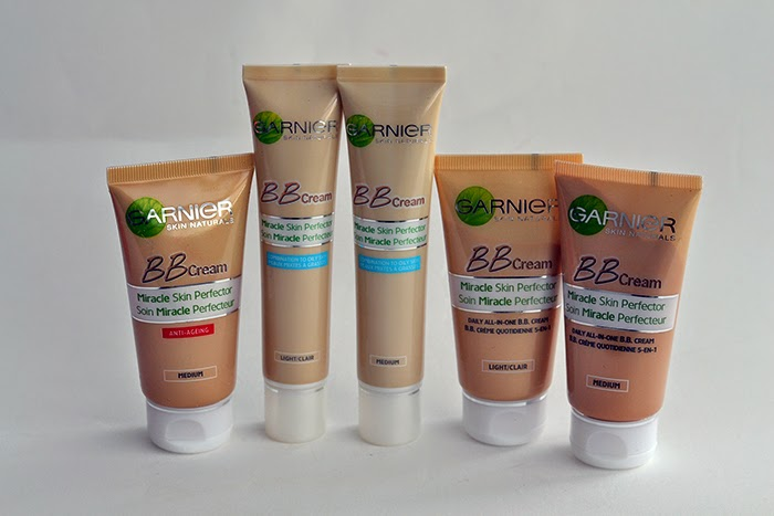 gamma garnier bb cream