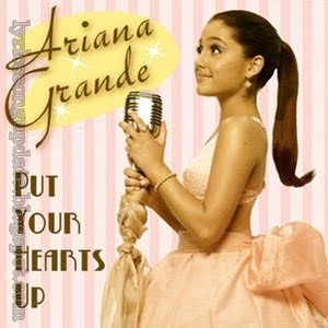 Ariana Grande   Put Your Hearts Up MP3