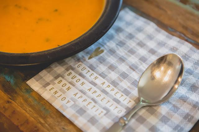 Kürbis Karotten Suppe Rezept
