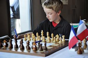 """Alexandre Pigeat: Champion de France """"Benjamins""""  St-Paul-Trois-Châteaux 2013"""
