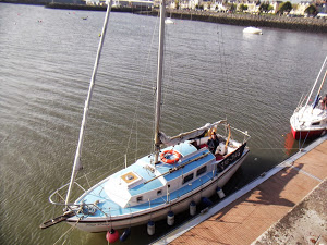 My boat ZIG ZAG - a Westerly Centaur