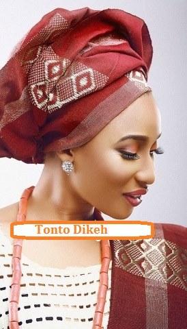 Beautiful Pictures Of Tonto Dikeh