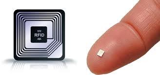 Risultati immagini per rfid chip