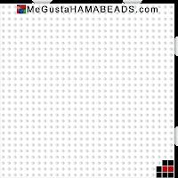 hama beads aris