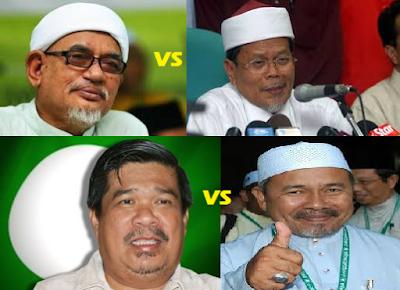 Keputusan Pemilihan Presiden PAS 2015
