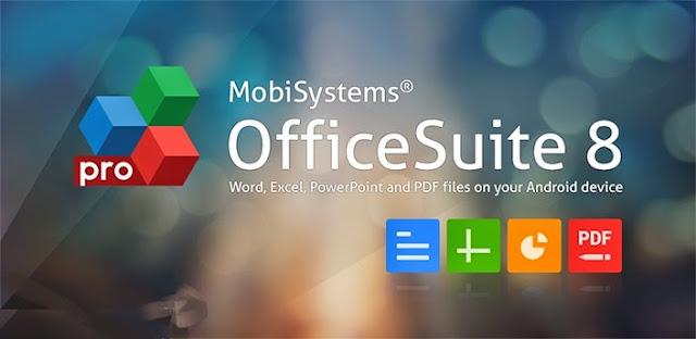 OfficeSuite 8 Pro + PDF v8.2.3562 APK