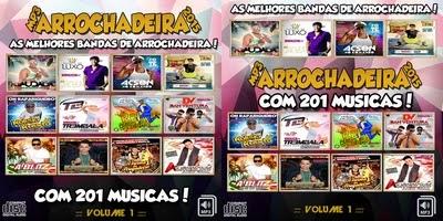MP3 Arrochadeira Vol.1 2014