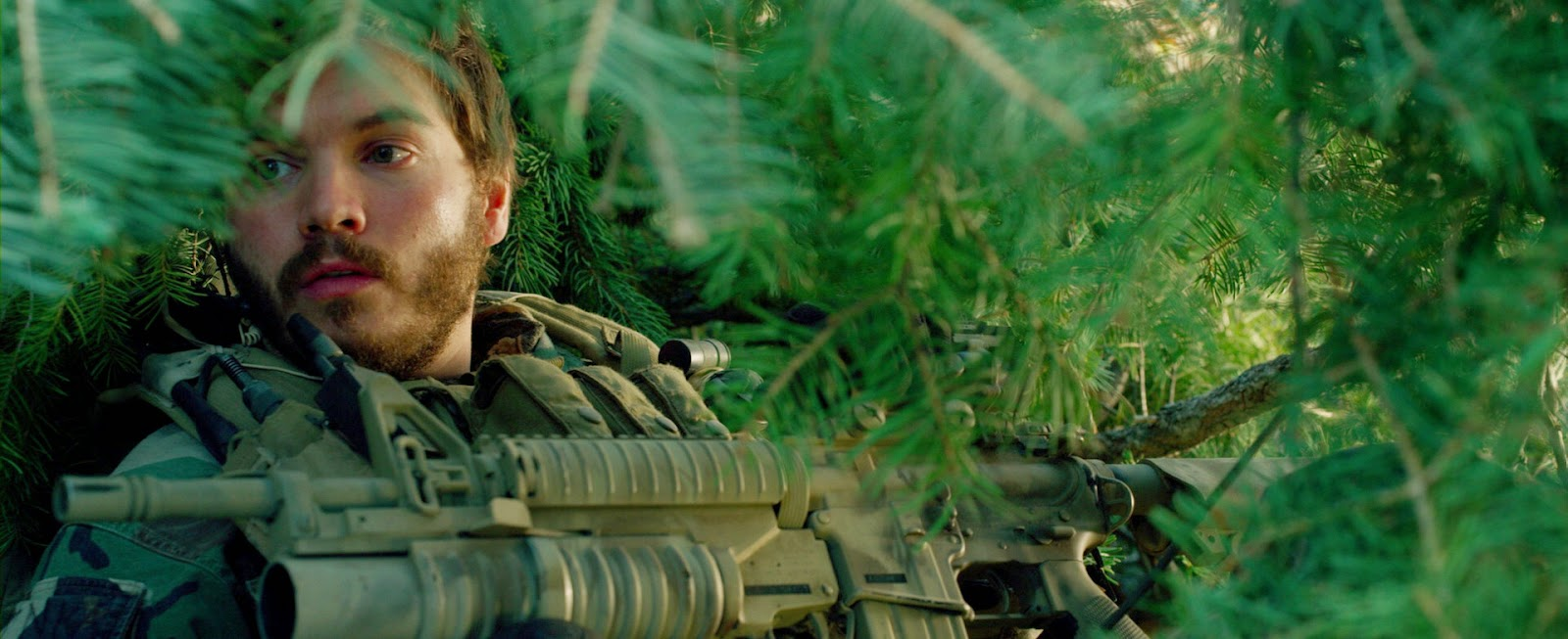 lone survivor danny dietzs m4 rifle