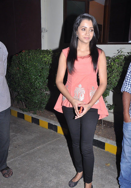 Trisha latest stills