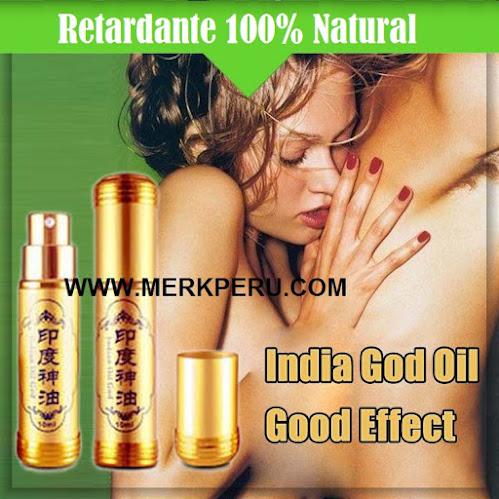 Spray Hindú - INDIAN GOD OIL