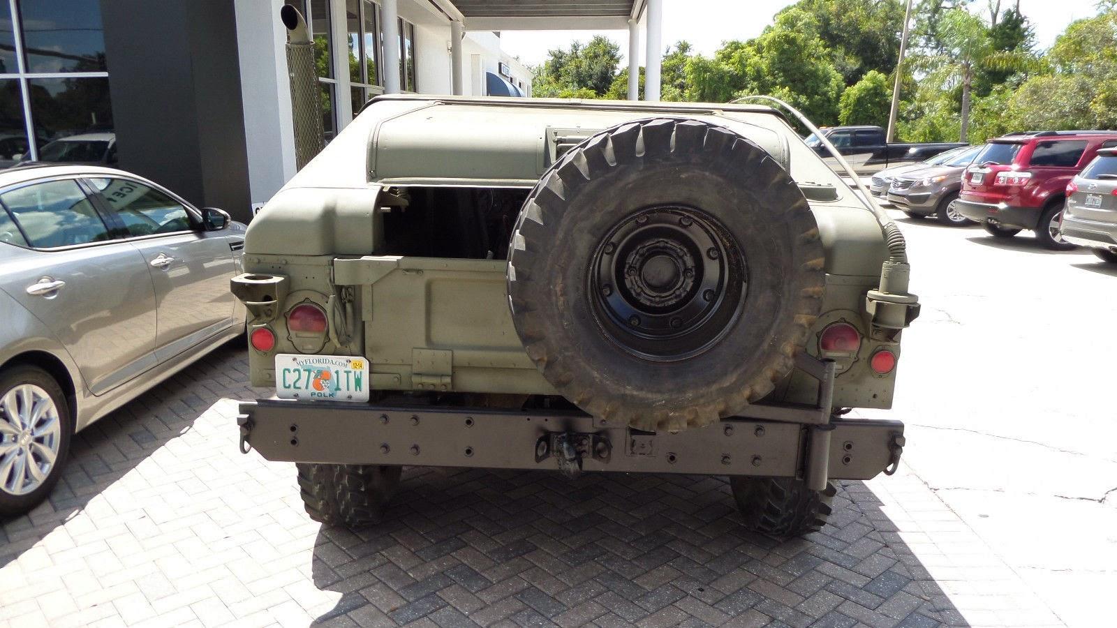 1986 American General Humvee Slant Back - 4x4 Cars