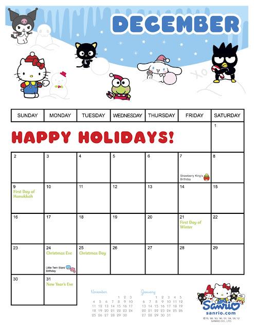 "Search Results for ""Sanrio Town Dec Calendariu"" – Calendar 2015"