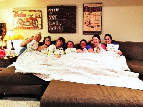party ideas for an austenland movie night at home