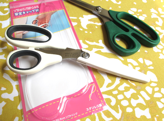 oonaballoona | a sewing blog | my favorite sewing goodies #1 | kai scissors