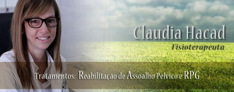 Claudia Hacad