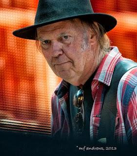 Farm Aid 2013 Photo, Neil Young