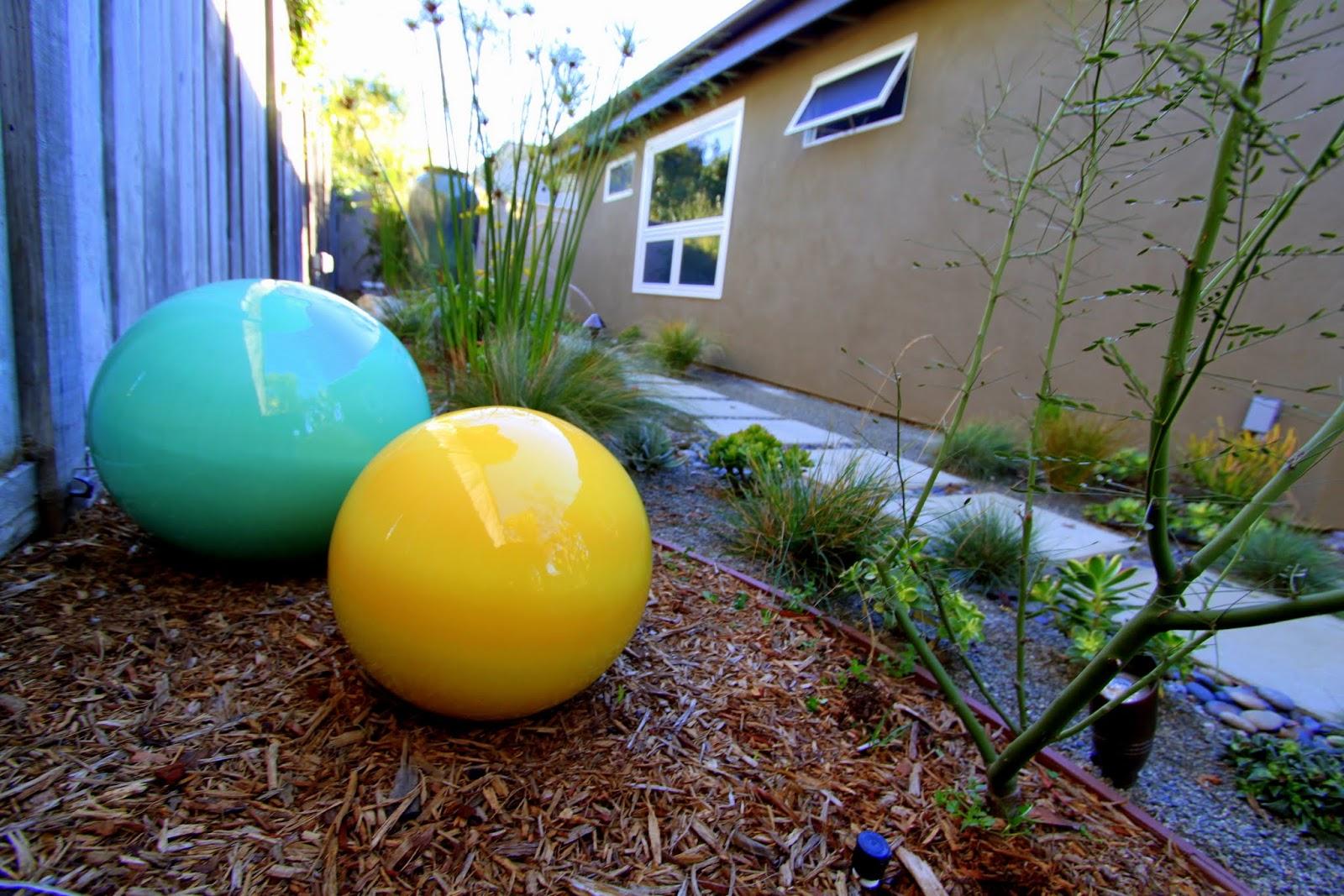 big birthday bauer balls mid century modern remodel