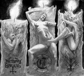 "INFERNAL ANGELS/CATECHON/AD NOCTEM FUNERIIS - ""ITALIAN BLACK METAL ASSAULT"""
