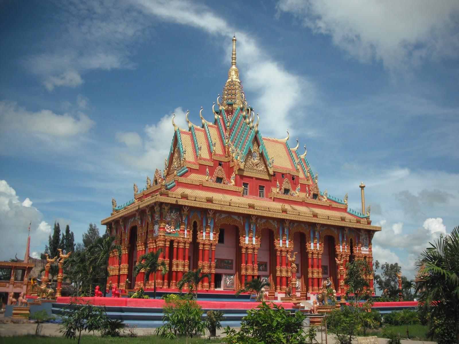 Kết quả hình ảnh cho chùa ghositaram