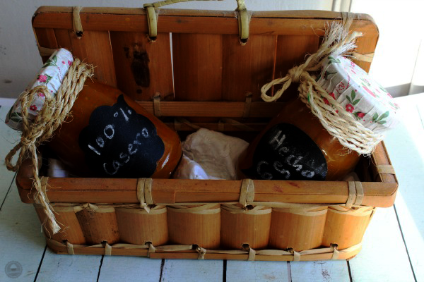 como decorar tarros de mermelada