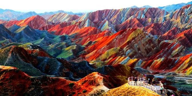 Keajaiban Alam Paling Menakjubkan Di China