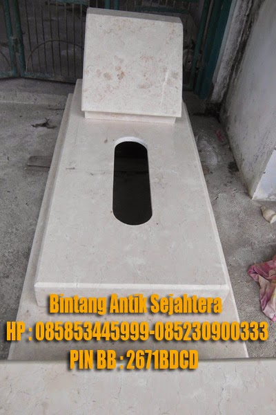 Makam Marmer granit Bandung