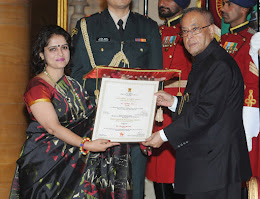 Stree Shakti Award: President of India