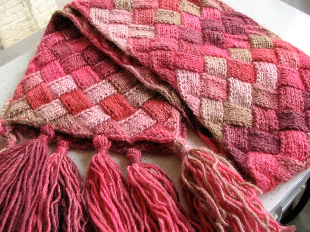 Crochet And Knitting Patterns : crochet scarf pattern-Knitting Gallery