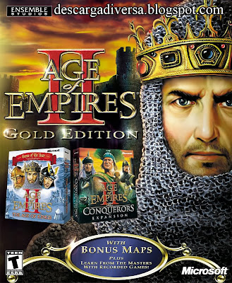 Age of Empires 2 Gold Edition Full Español