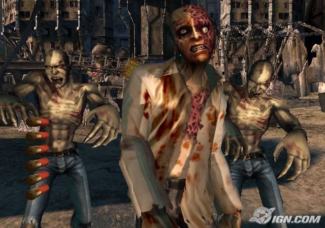The house of the dead 3 full version game free download for Housse of the dead