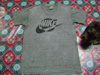 Nike silver tag 3blend